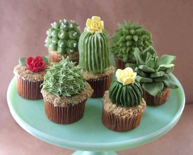 come fare cupcake decorati a mano
